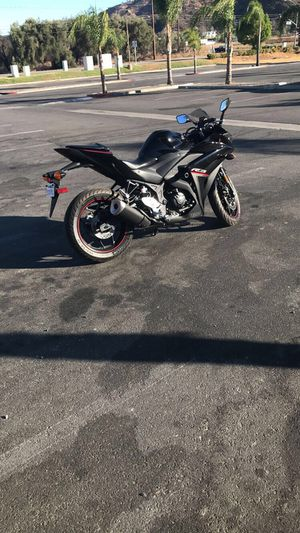Motorcycle Yamaha r3 for Sale in Los Angeles, CA