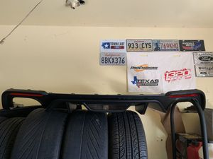 Mustang rear diffuser for Sale in Houston, TX