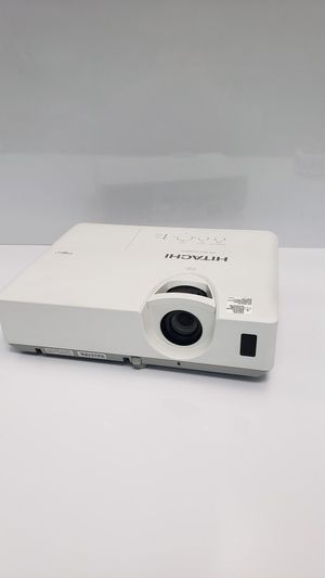 Hitachi 3000 lumen lcd projector HDMI inputs bright picture for Sale in Phoenix, AZ