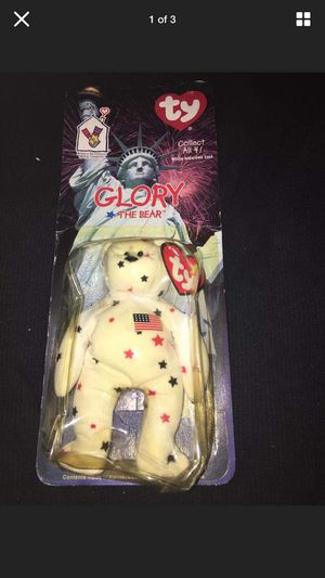 TY Glory the beanie baby for Sale in Parma, OH