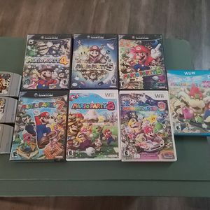 Mario Party Games for Sale in Katy, TX
