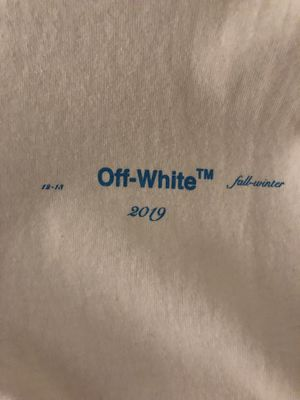 off white gradient tee for Sale in Centreville, VA
