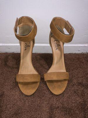 High Heels (camel) for Sale in Highland, CA