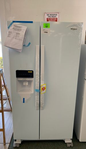 BRAND NEW WHIRLPOOL WRS315SDHZ REFRIGERATOR for Sale in Lawndale, CA