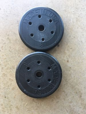 Set of weights for Sale in Richardson, TX
