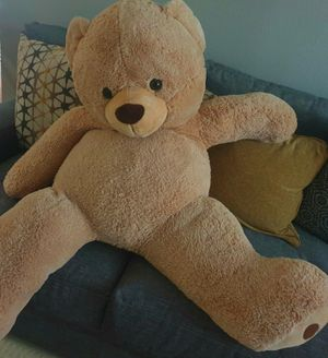 TEDDY BEAR XXL 60 INCHES IN EXCELLENT CONDITIONS $30 for Sale in Hickory Creek, TX