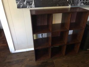 Book shelf cube organizer for Sale in Orlando, FL
