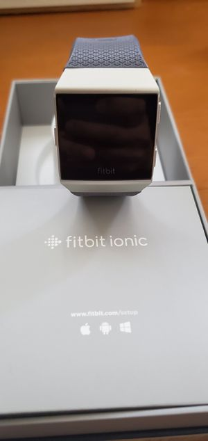 Fitbit Ionic for Sale in Cupertino, CA