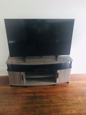50'inch smart Sharp t.v with stand for Sale in New Britain, CT