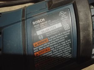 Bosch rs325 reciprocating saw for Sale in Portland, OR