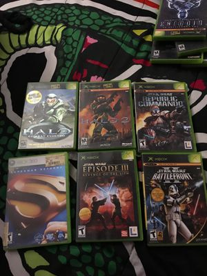 X box 360 games for Sale in East Los Angeles, CA
