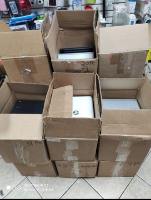 Wholesale mixed Model laptops Chromebook lots of 300pcs for Sale in New York, NY