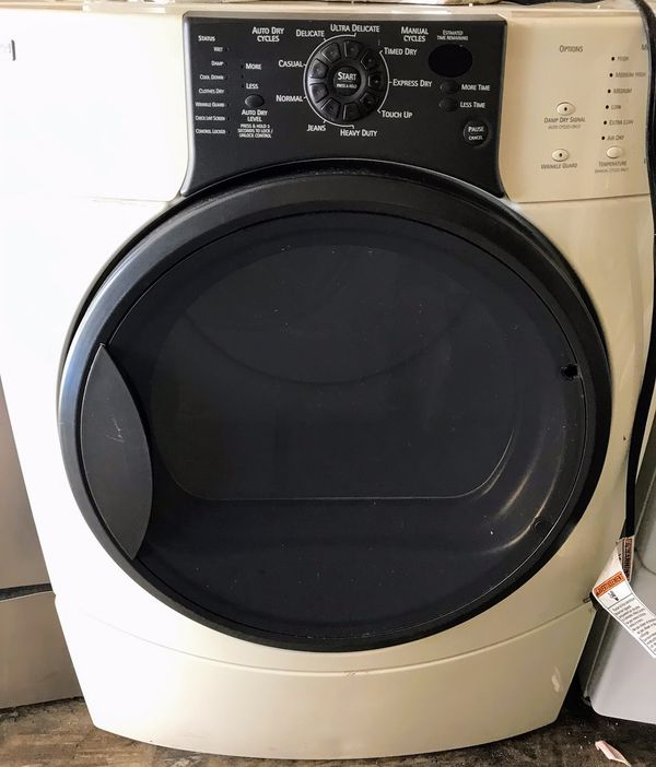 XL Kenmore Gas Front Loading Dryer $200