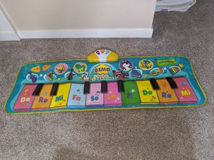 Step-to-Play Piano Mat - Musical Floor Keyboard for Sale in Bothell, WA