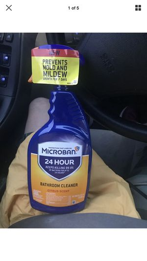 24 hour bathroom cleaner for Sale in Silver Spring, MD