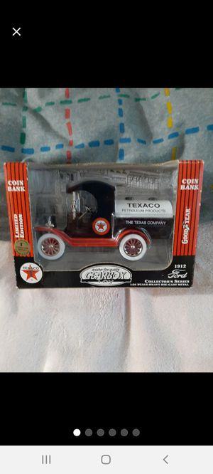 Gearbox Ford~Texaco Oil Tanker Bank ●□● for Sale in Williamsport, PA