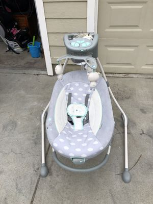 Ingenuity Swing and Bouncer for Sale in San Mateo, CA