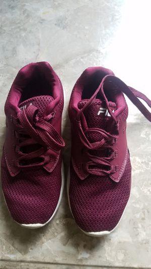 Size 1 FILA kids shoes for Sale in Parkersburg, WV