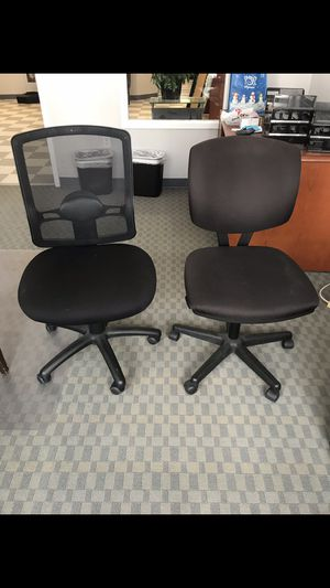 Office Chairs ($20 each) for Sale in Washington, DC