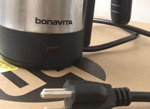 Mini bonavita temperature heater kettle for Sale in San Francisco, CA