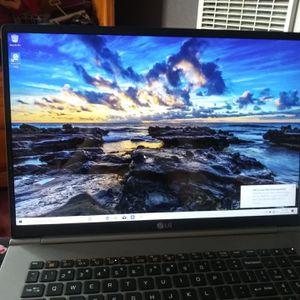 Lg gram laptop for Sale in Antioch, CA