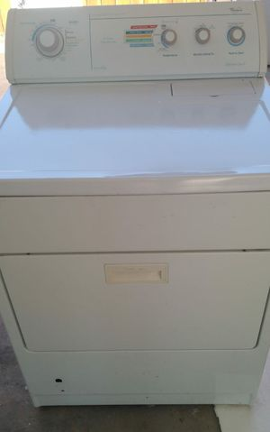 Whirlpool Gas Dryer Good Working Condition for Sale in Homeland, CA