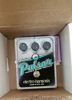 Electro Harmonix Pulsar Tremolo for Sale in Orting, WA