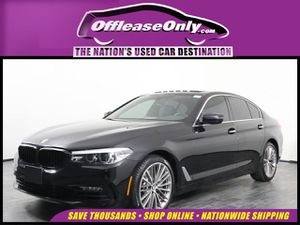 2018 BMW 5 Series for Sale in Orlando, FL