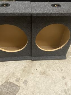 2 12 Inch Truck Subwoofer Boxes for Sale in Morgantown,  WV