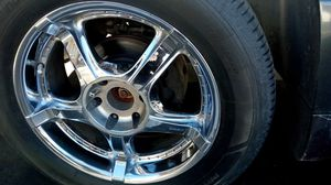 20 inch Daat wheels and tires for Sale in Homeland, CA