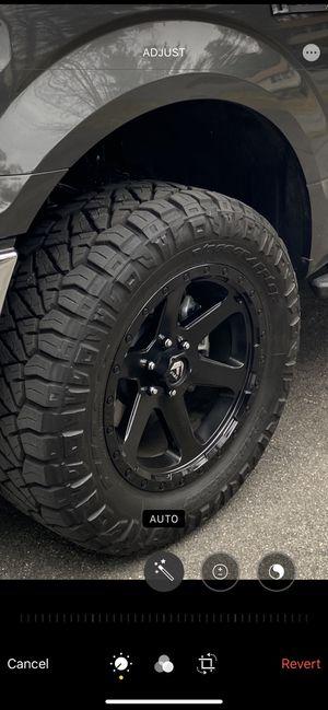 F150 6x135 Fuel wheels for Sale in Whitman, MA