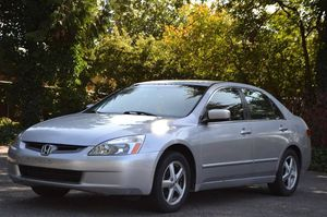 2003 Honda Accord Sdn for Sale in Tacoma, WA