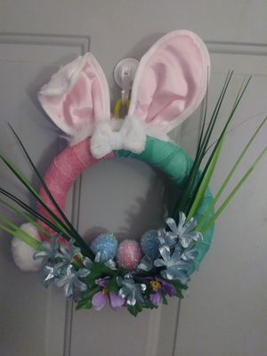 Easter Floral Wreath for Sale in Modesto, CA
