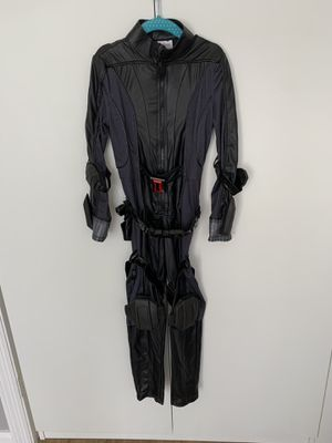Girls Black Widow Halloween costume size 5/6 for Sale in Tampa, FL
