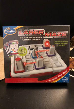 Laser Maze kids' game, unopened for Sale in North Richland Hills, TX