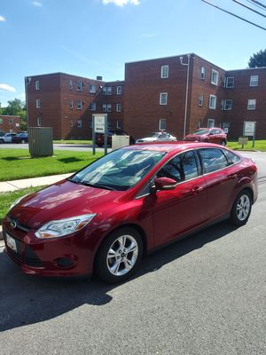 2014 ford focus automatic Se for Sale in Silver Spring, MD