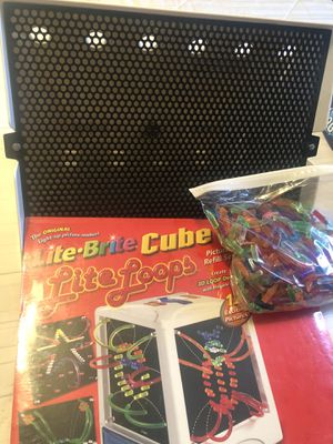 Lite-Brite with pegs for Sale in Apache Junction, AZ