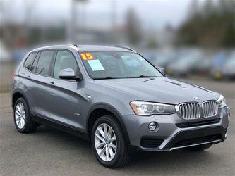2015 BMW X3 for Sale in Auburn,  WA