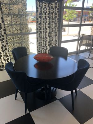 Dining table and chairs for Sale in Denver, CO