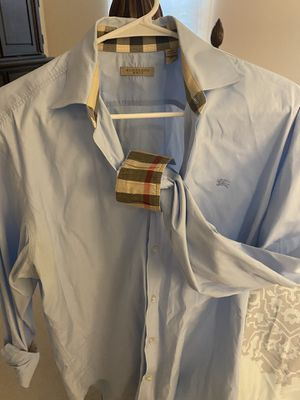 Burberry shirt for Sale in Naples, FL
