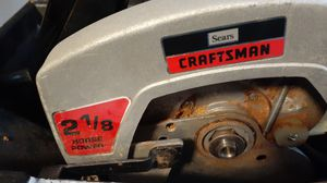 Craftsman table saw 50 obo for Sale in Columbus, OH