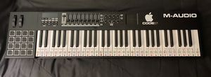 M-Audio Code 61 Midi Keyboard for Sale in Lake Forest, CA