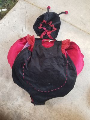 Ladybug outfit for Sale in Huntington Beach, CA