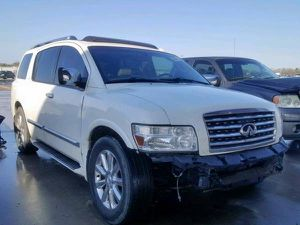 2008 INFINITI QX56 RWD FOR PARTS PARTING OUT QX 56 OEM for Sale in Dallas, TX