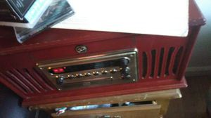 Record / cd / am fm radio stereo system for Sale in Columbus, OH