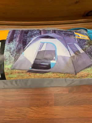6 Person Instant Camping Tent for Sale in Milltown, NJ