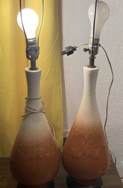 Mid Century Lamps by LEVITON for Sale in Commerce,  CA