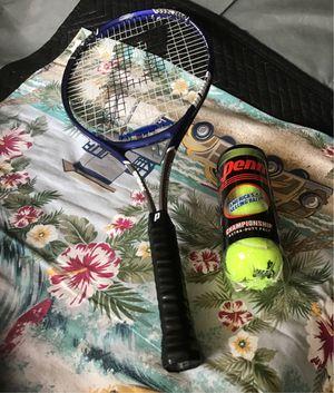 Prince tennis racket for Sale in Corona, CA