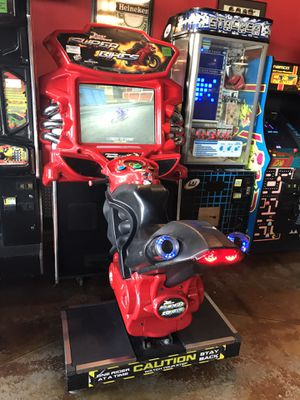 The Fast and the Furious SUPER BIKES Motorcycle Arcade Driving Video Game for Sale in Miami, FL