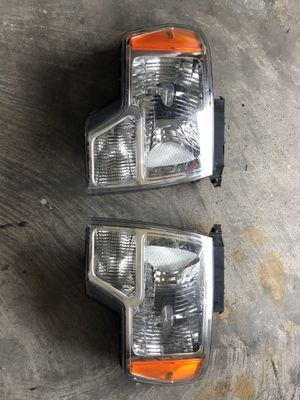 2009-2014 FORD F150 headlights for Sale in Marysville, WA